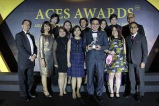 Viventis 20th Anniversary ACES Awards 2018