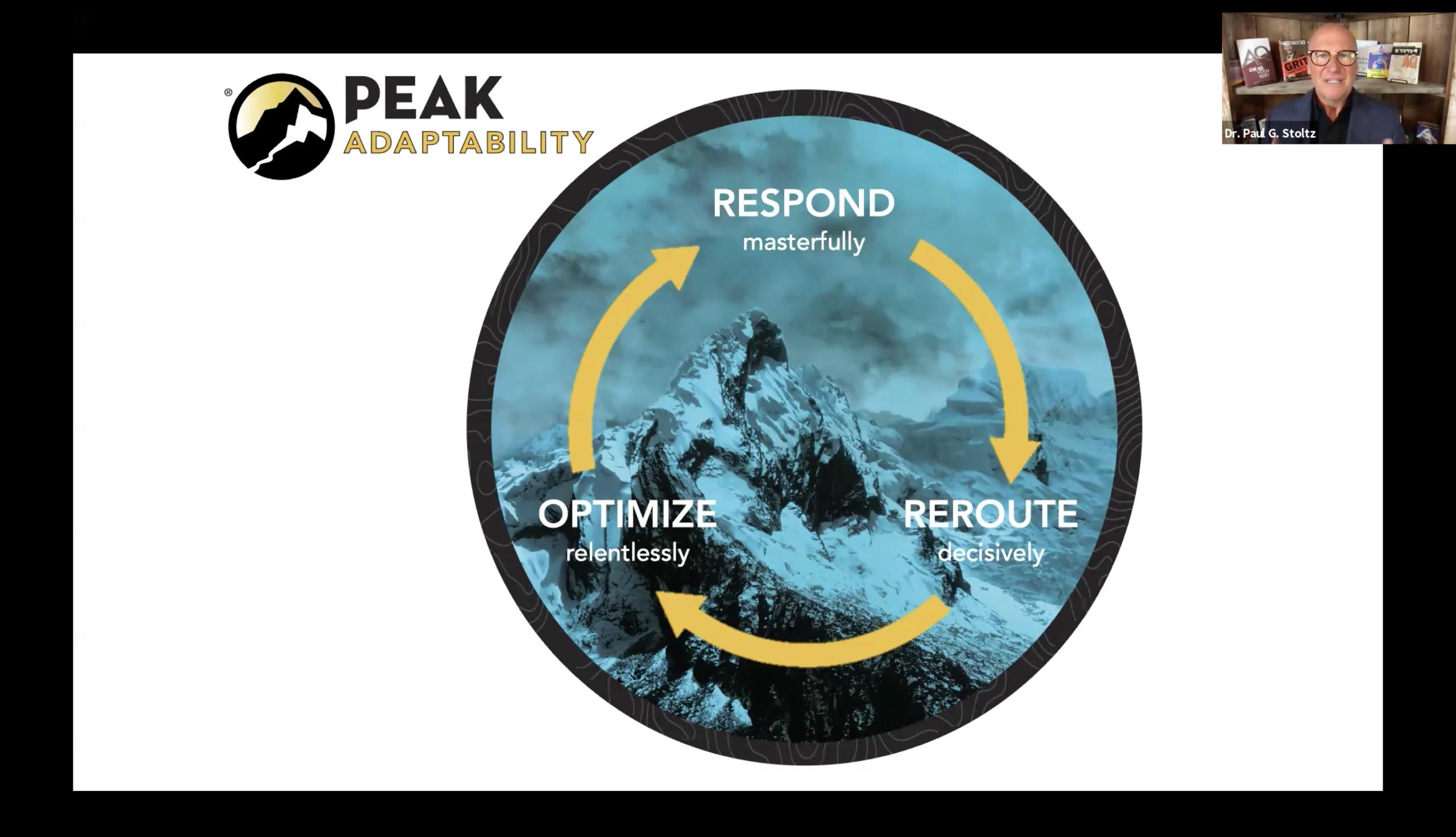 PEAK Adaptability Flywheel