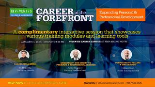 Viventis Career at the Forefront 2017