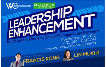 Viventis Leadership Enhancement 2013