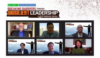 Viventis Breaking Barriers through Grisilient Leadership Webinar Series 1
