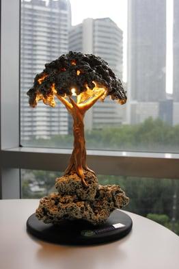 Tree of life by Glenn Cagandahan
