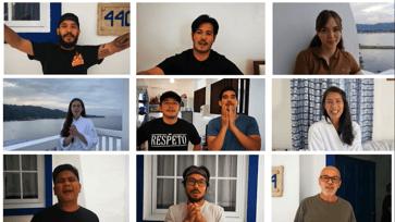 Ang Probinsyano cast greetings