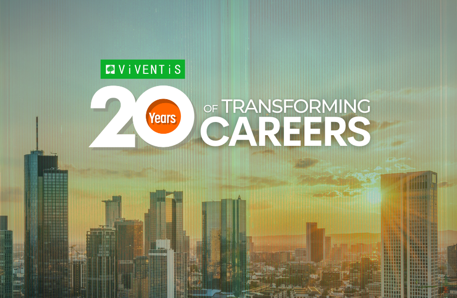 Viventis celebrates 20th anniversary in the Human Capital Solutions industry
